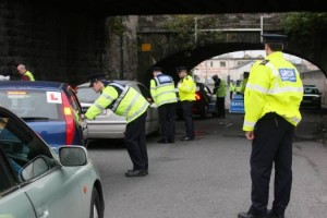 Garda checking learner drivers in Cork